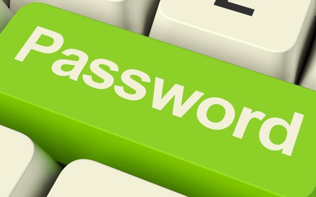 Passwords #@&*@)T%*!