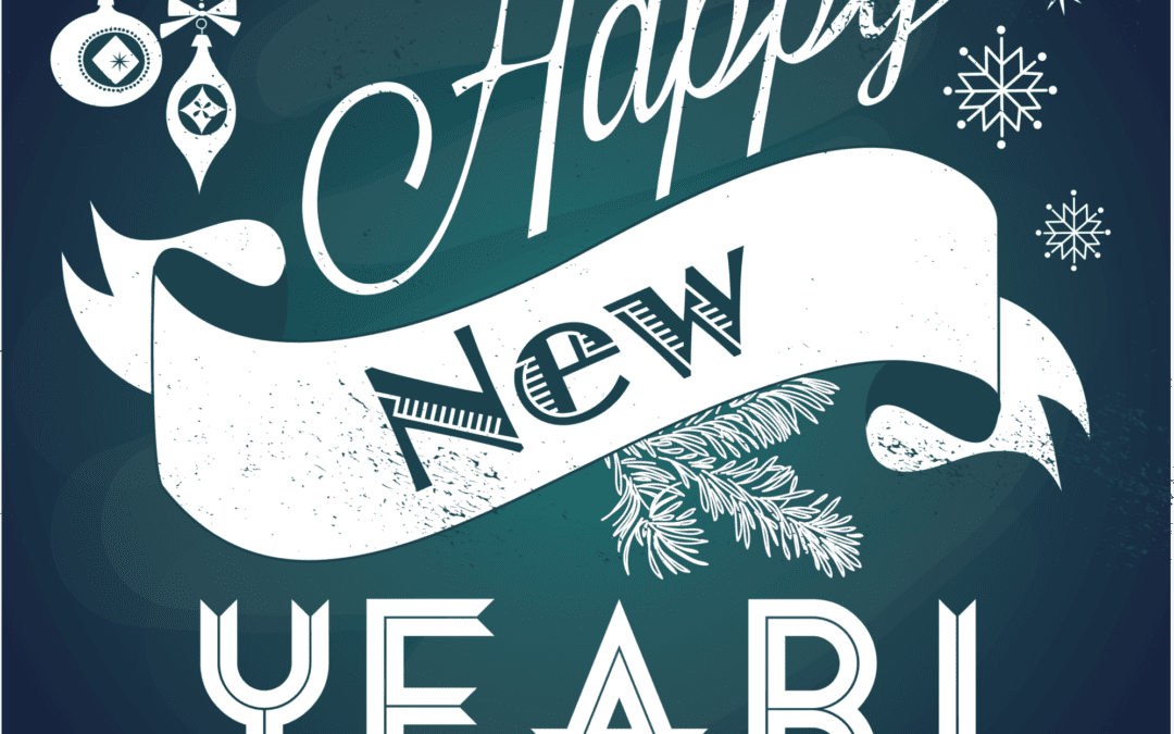 New Year – New WordPress